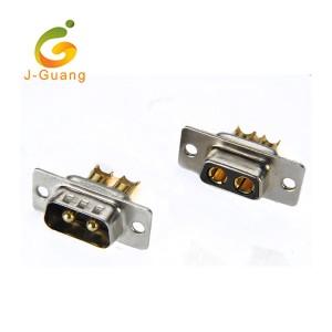 JG133-E Machine Pin Solder Type 2P 2W2 D-Sub