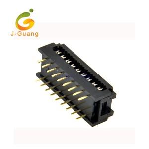 JG119 Doubel Row Dip Plug Idc Male Connectors