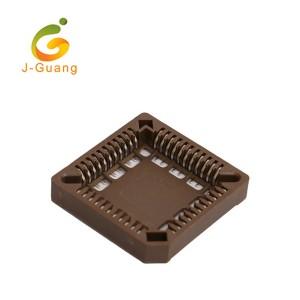 JG132 Good Supplier 2.54mm Smt Type Plcc Sockets