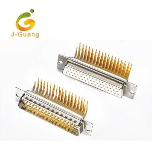 JG134-C Machine Pin R/A (9.4mm) Type Db9 Connectors