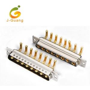 Excellent quality 2 Pin Connector - JG134-L High Quality 8P 8W8 Female Male D SUB Connectors – J-Guang