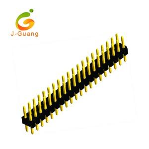 PriceList for Barrier Terminal Blocks - Pin Header, JG125-E, 2.0mm dual row straight pin header connectors – J-Guang