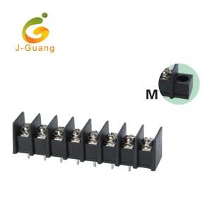 25C-7.62 Black Connector Manufacture Barrier Terminal Blocks