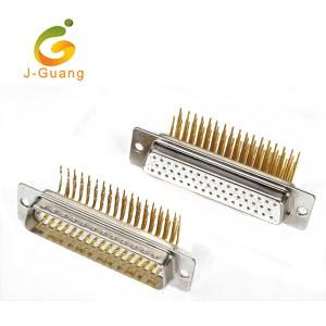 JG134-B Machine Pin R/A (7.4mm) Type D-sub