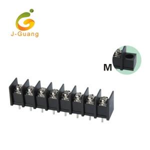 45S-9.5 PA66 UL 94V-0 Housing Brass Block Lighting Terminal Block