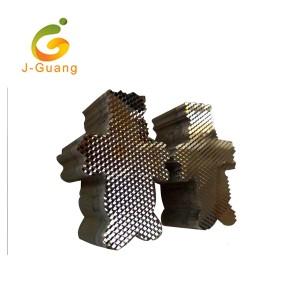 JG-E-03 OEM Bee Shape Walking Safety Reflex Reflector Electroform