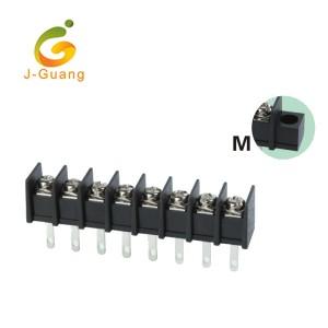 45H-9.5 300V/25A PA66 UL 94V-0 Barrier Terminal Blocks