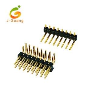 JG122 2.54mm Right Angle Pin Header Connectors