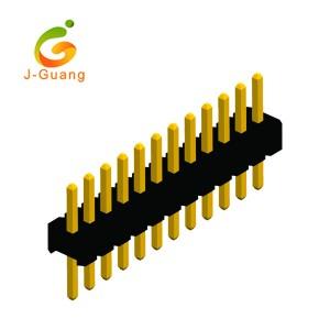 JG131-A Single Row Straight Pcb Header Connectors