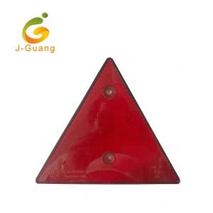 JG-J-05 Plastic Reflective Truck Rear Triangle Reflectors