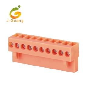 Europe style for Screw Terminal Connectors - pluggable terminal block, HT3.96K-3.96, phoenix contact pluggable terminal blocks – J-Guang