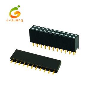 Manufacturing Companies for Wafer Connectors - Fast delivery Ethernet Female Connector Modular Jack 8p8c Smt Rj45 Socket – J-Guang