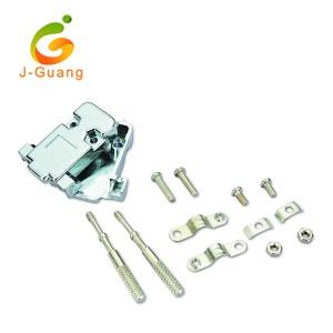 JG146 Chrome Plated Plastic 9P 15P 25P 37P 50P D-sub hoods