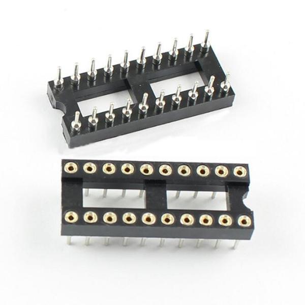 ic socket 8 pin